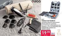 Quigg tondeuse voor huisdieren-QUIGG
