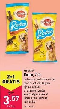 Rodeo-Pedigree