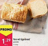 Vers wit tijgerbrood-Huismerk - Aldi