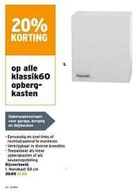 Wandkast-Huismerk - Gamma