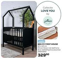Bed my first house-Bopita