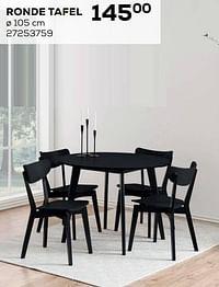 Ronde tafel-Huismerk - Supra Bazar
