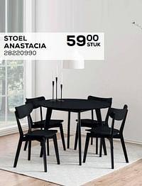 Stoel anastacia-Huismerk - Supra Bazar