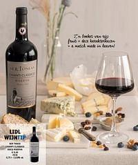 Ser tosco chianti classico docg riserva-Rode wijnen