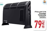 Rowenta chauffage verwarming co3035f1-Rowenta