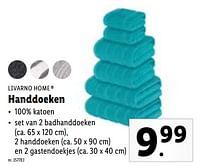Handdoeken-Livarno