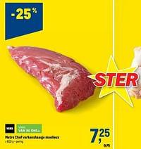 Metro chef varkenshaasje moelleux-Huismerk - Makro