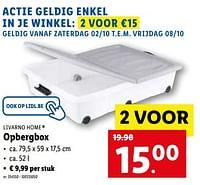 Opbergbox-Livarno