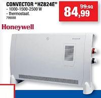 Honeywell convector hz824e-Honeywell
