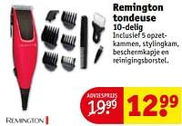 Remington tondeuse-Remington