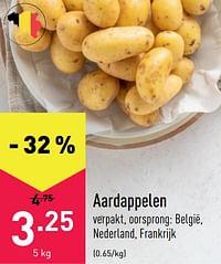 Aardappelen-Huismerk - Aldi