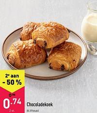 Chocoladekoek-Huismerk - Aldi