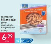 Grijze garnalen-Golden Seafood