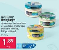 Haringhapjes-Golden Seafood
