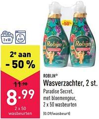 Wasverzachter-Robijn
