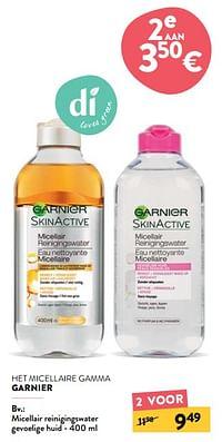 Micellair reinigingswater gevoelige huid-Garnier