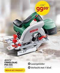 Bosch cirkelzaag pks 55a-Bosch