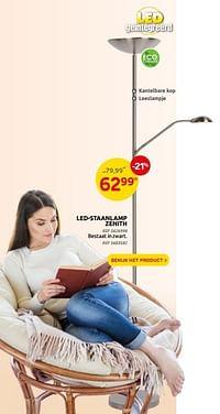 Led-staanlamp zenith-Lucide