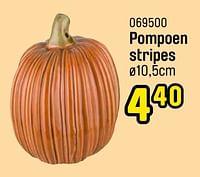 Pompoen stripes-Huismerk - Happyland