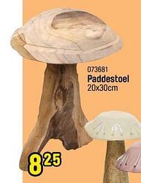 Paddestoel-Huismerk - Happyland
