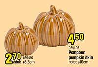 Pompoen pumpkin skin-Huismerk - Happyland