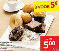 Bakkerijpakket-Huismerk - Intermarche