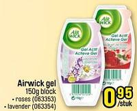 Airwick gel-Airwick