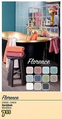 Florence handdoek-Clarysse Bath & Kitchen