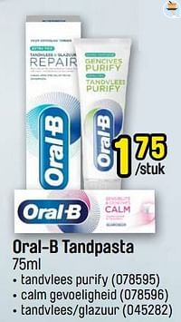 Oral-b tandpasta-Oral-B