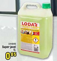 Super javel-Loda
