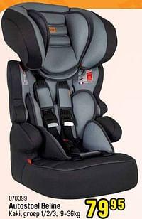 Autostoel beline-Quax