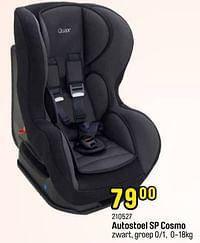 Autostoel sp cosmo-Quax