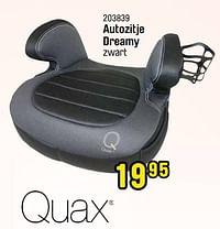 Autozitje dreamy-Quax