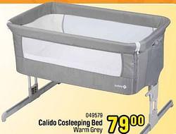 Calido cosleeping bed