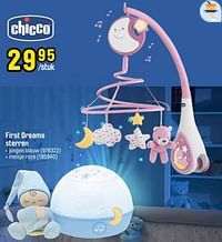 First dreams sterren-Chicco