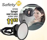 Spiegel voor in auto-Safety 1st