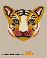Vloerkleed lioness-Huismerk - Kwantum