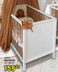 Bed nordic-Quax