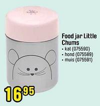 Food jar little chums-Lassig