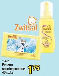 Frozen snoetenpoetsers-Zwitsal