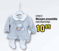 Meisjes ensemble-Luma Babycare