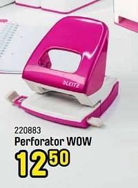 Perforator wow-Leitz