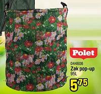 Zak pop-up-Polet