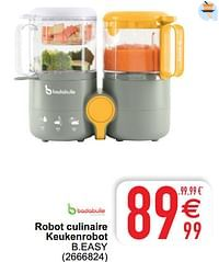 Badabulle robot culinaire keukenrobot b.easy-Badabulle