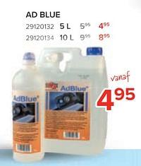 Ad blue-Huismerk - Euroshop