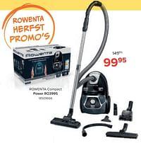 Rowenta compact power ro3995-Rowenta