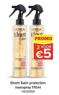 Elnett satin protection haarspray-L