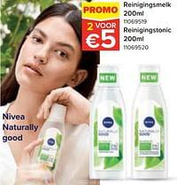 Reinigingsmelk-Nivea
