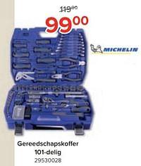 Gereedschapskoffer-Michelin