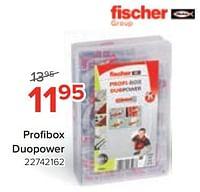 Profi box duopower-Fischer